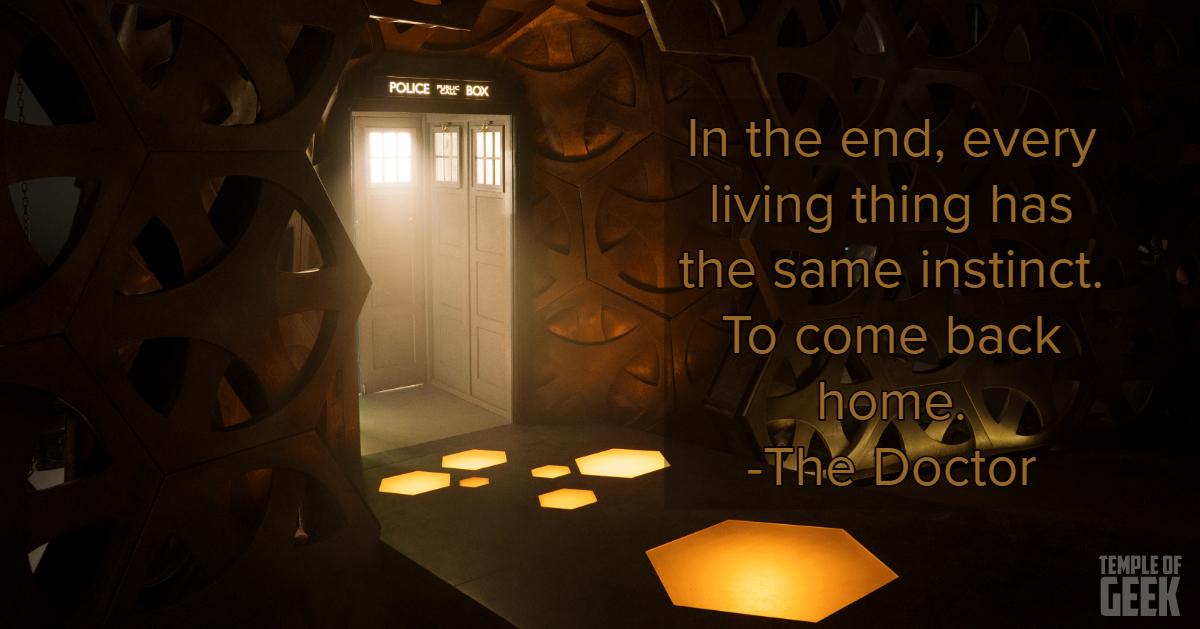 The Most Inspirational Quotes From The 13th Doctor And Friends!