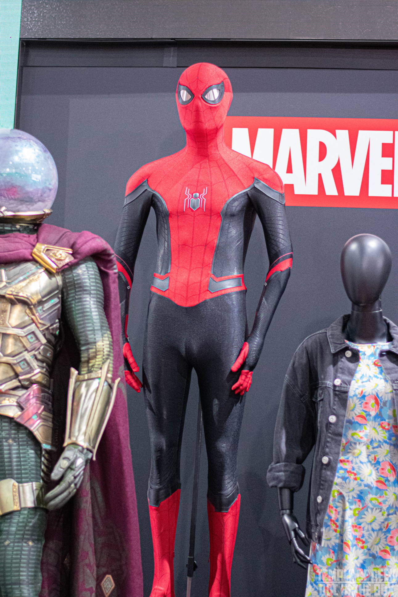 Spider Man Far From Home Costume Photos